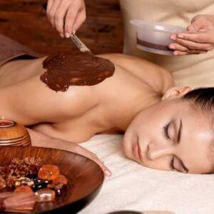 "СПА массаж ""Магия шоколада"""