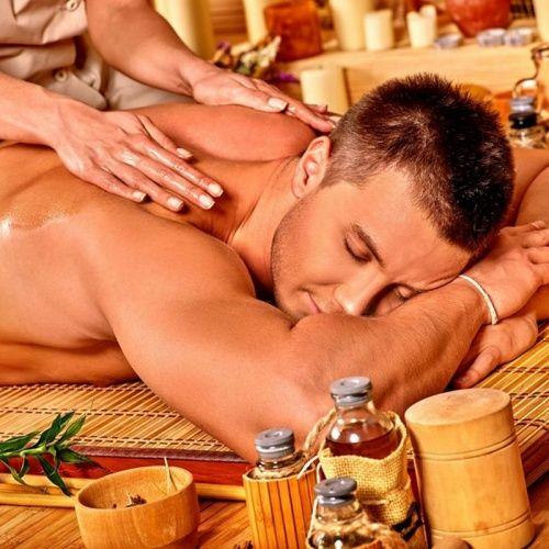 СПА-массаж